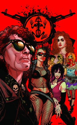 Vertigo To Publish the Direct Sequel to 80s Vampire Film 'Lost Boys'